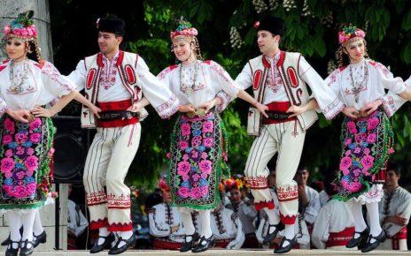 Dance in Bulgaria