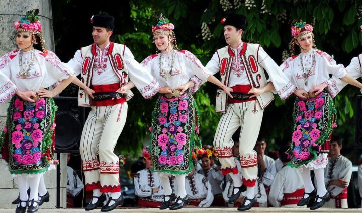 Dance in Bulgaria