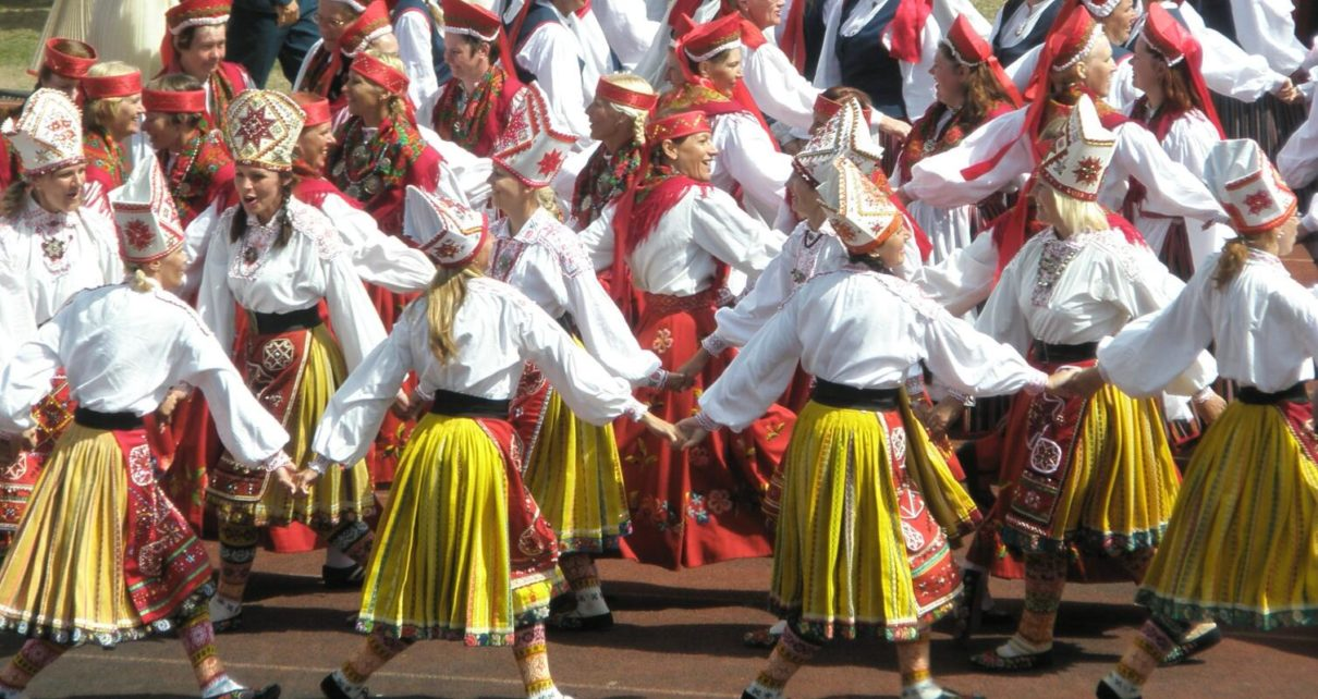 Dance in Estonia
