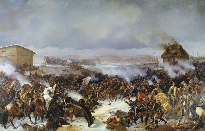 In November 1700