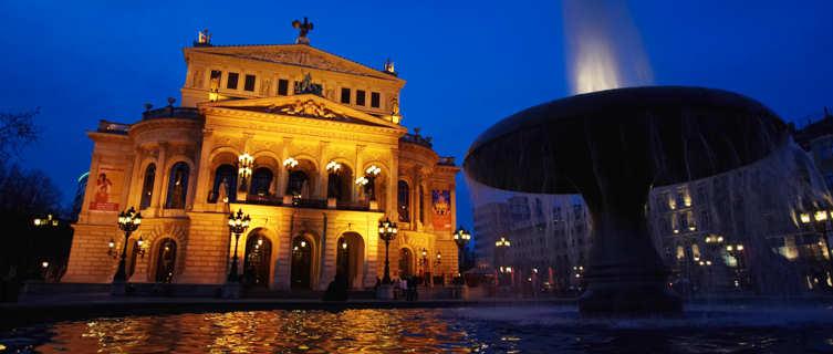 Old Opera House, Frankfurt