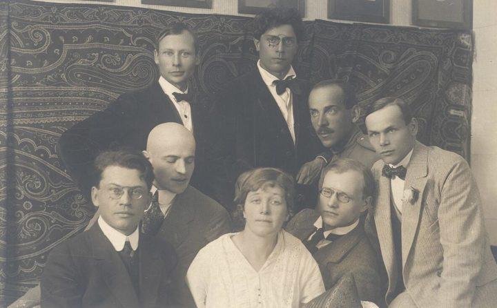 Peet Aren and Otto Krusten