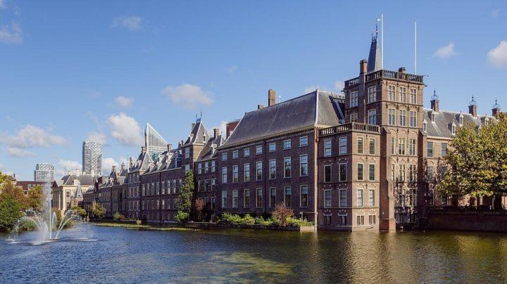 The Binnenhof building complex