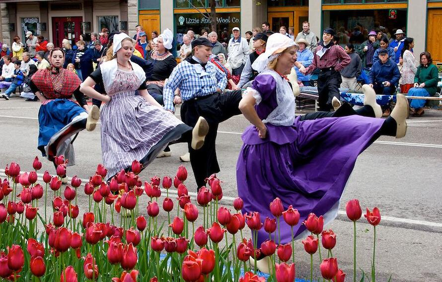 Dance in the Netherlands