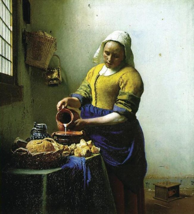 The genre painting