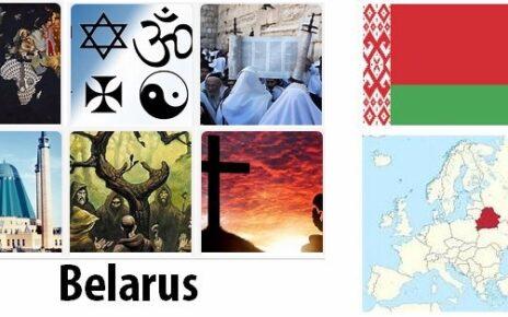 Belarus Religion