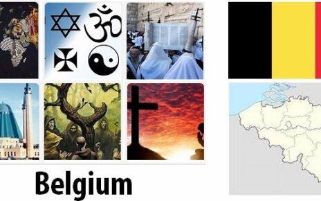 Belgium Religion