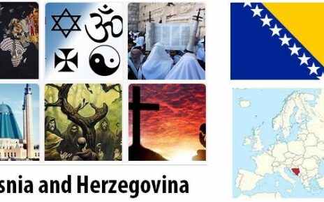 Bosnia and Herzegovina Religion