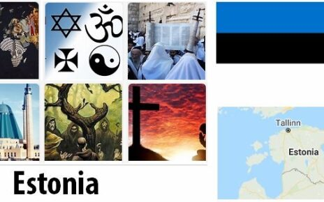 Estonia Religion