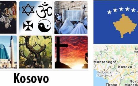 Kosovo Religion