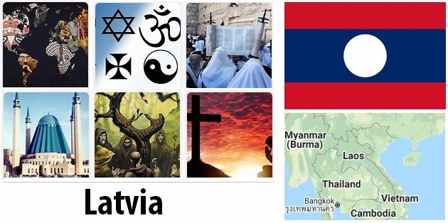 Latvia Religion