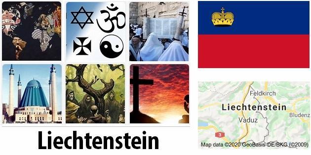 Liechtenstein Religion
