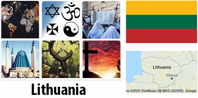 Lithuania Religion