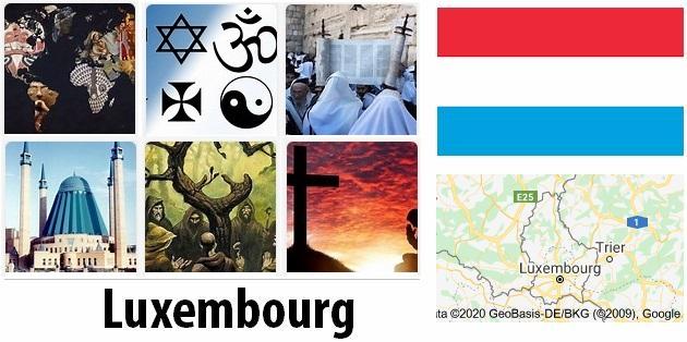 Luxembourg Religion