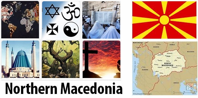 Macedonia Religion