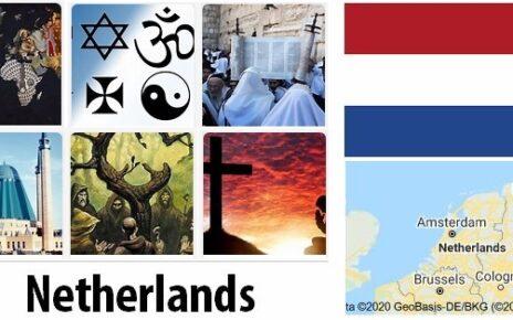 Netherlands Religion