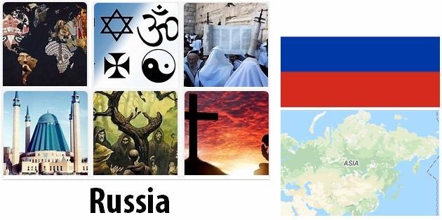 Russia Religion