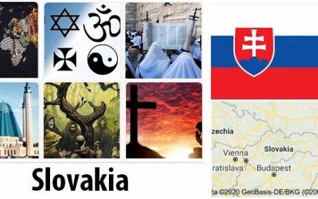 Slovakia Religion