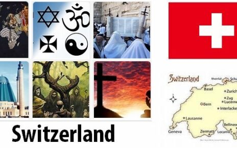 Switzerland Religion