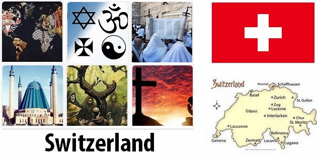 Switzerland Religion