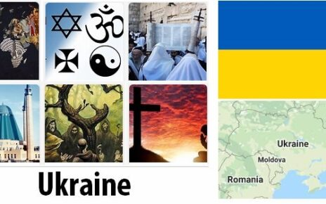 Ukraine Religion