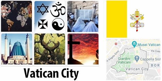 Vatican City Religion