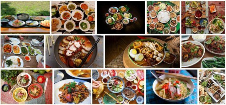 Southeast Asia Cuisine