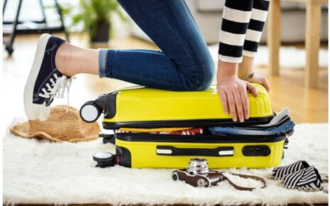 How to pack properly for a city break