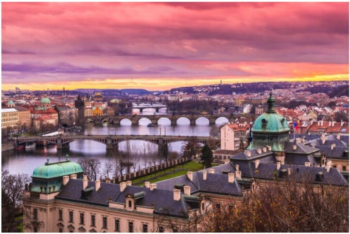 Many affordable spa hotels in the center of Prague