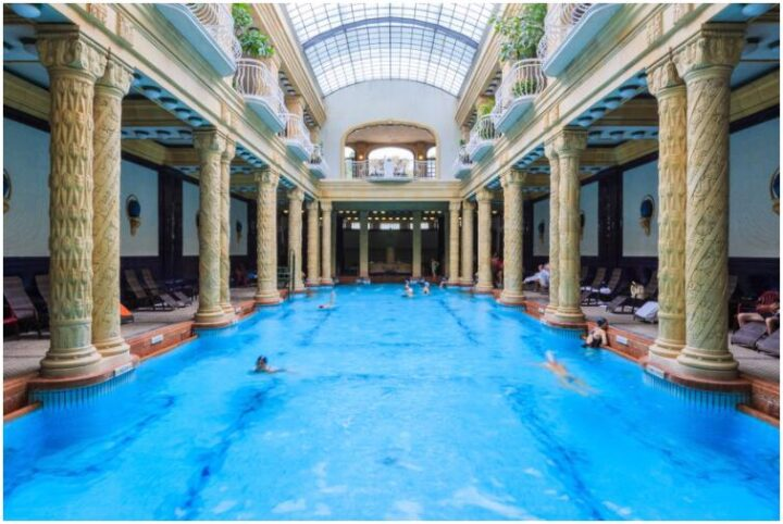 Top spa hotels in Budapest