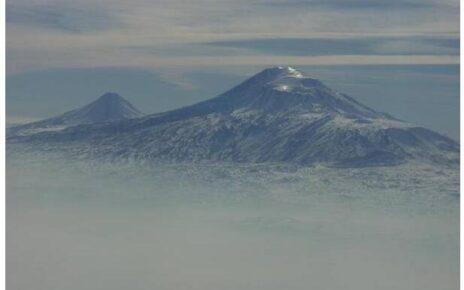 Ararat in Southeast Anatolia Turkey