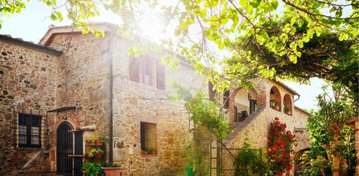 Hotels and accommodation in Italy