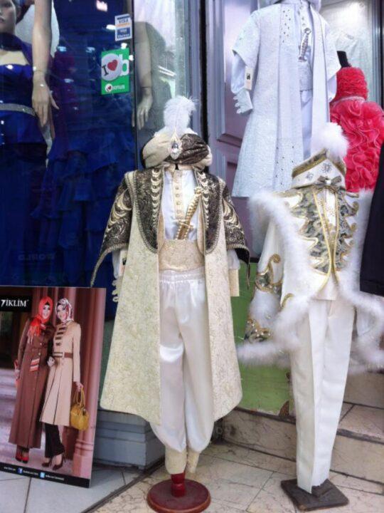 Turkey Circumcision Clothing