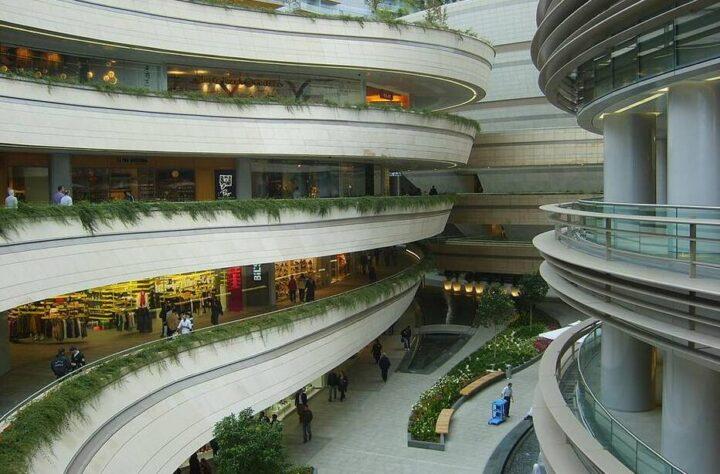 Turkey Kanyon Shopping Center