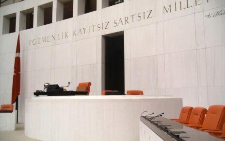 Turkey The plenary hall