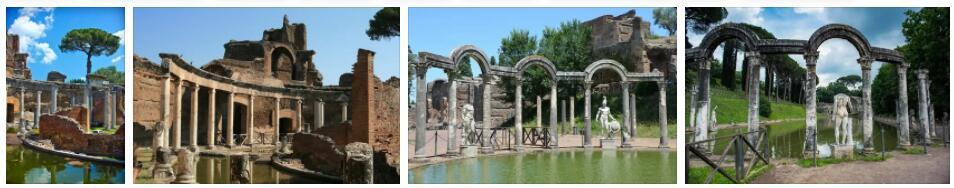 Hadrian's Villa (World Heritage) 1