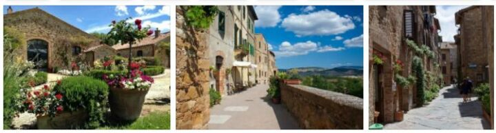 Old Town of Pienza