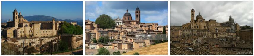 Old Town of Urbino