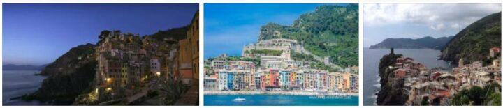 Portovenere and Cinque Terre