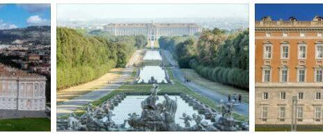 Royal Castle in Caserta