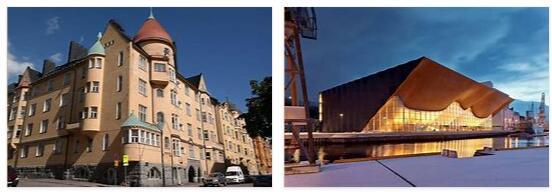 Finland Architecture and Arts