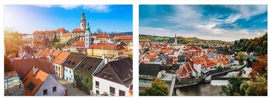 Old Town Cesky Krumlov (World Heritage)