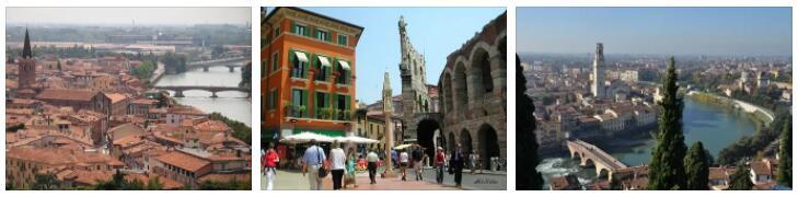 Verona old town (World Heritage)